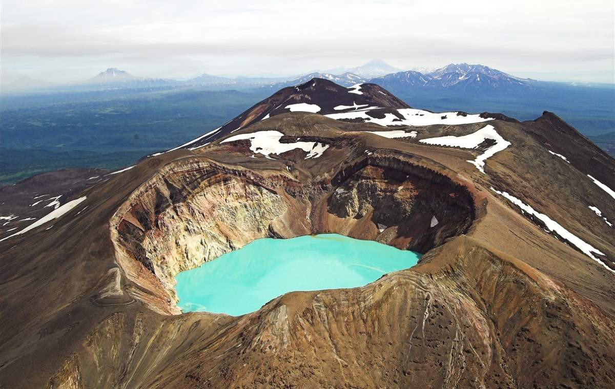 Crater Lake Deribo